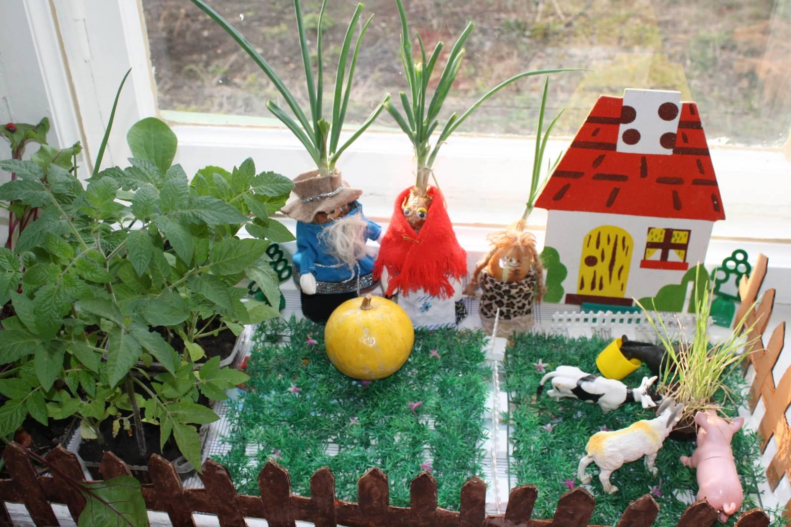 Оформление сада и огорода (57) 46